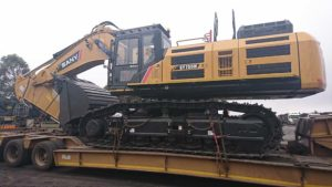 , E&J Construction acquires largest excavator in Africa from GEM