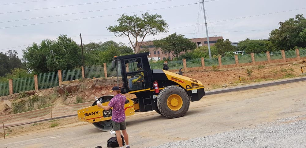 , From Nelspruit to Kathu, SANY is tops!
