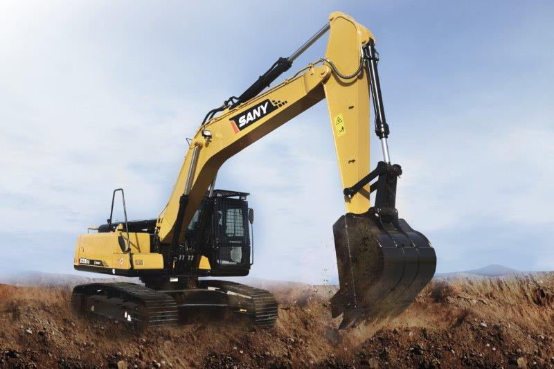 , Cummins helps SANY become a powerhouse OEM in Africa
