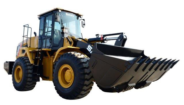, Wearne Quarries Natal expands with two SANY front-end loaders