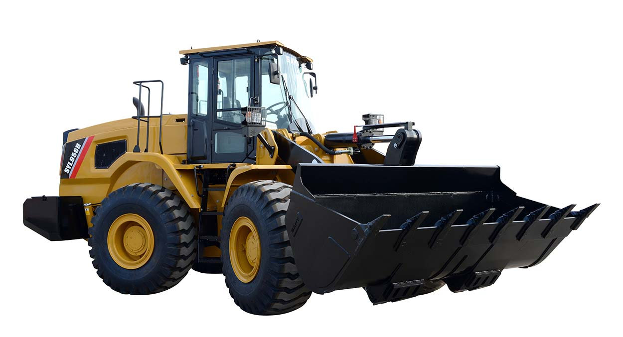, Klerksdorp service provider acquires two SANY loaders for gold project