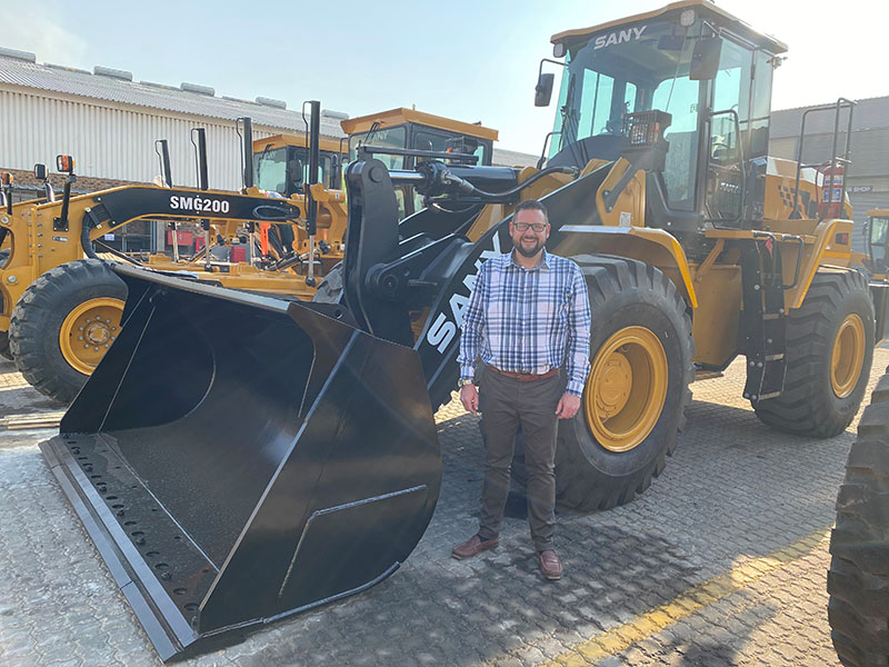 , Quality used Bobcat, SANY equipment offers best return on investment