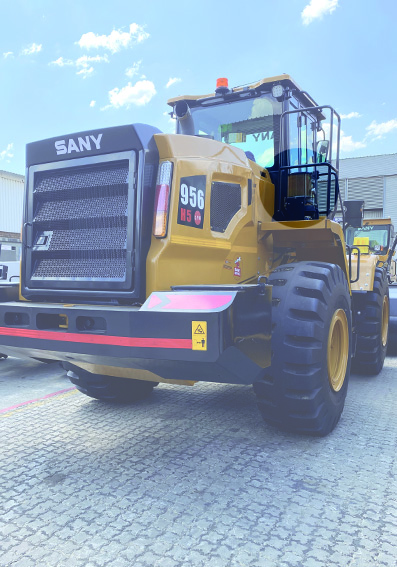 , Automatic lubrication system boosts productivity and lowers costs for Sany equipment owners